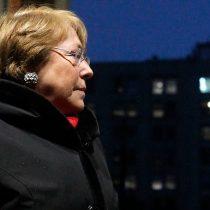 Declaración de Bachelet: