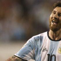 Messi seguirá en la Albiceleste: