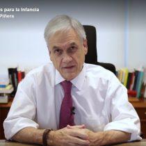 [VIDEO] Sebastián Piñera y crisis en el Sename: