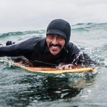 Evento mundial del surf elige al chileno Ramón Navarro como el