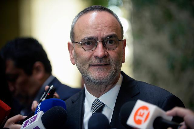 Saffirio y acusación constitucional contra ministra Blanco: