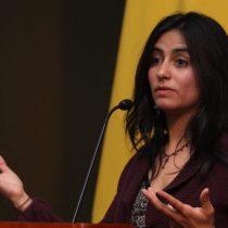 Claudia Sanhueza y la crisis en las AFP: