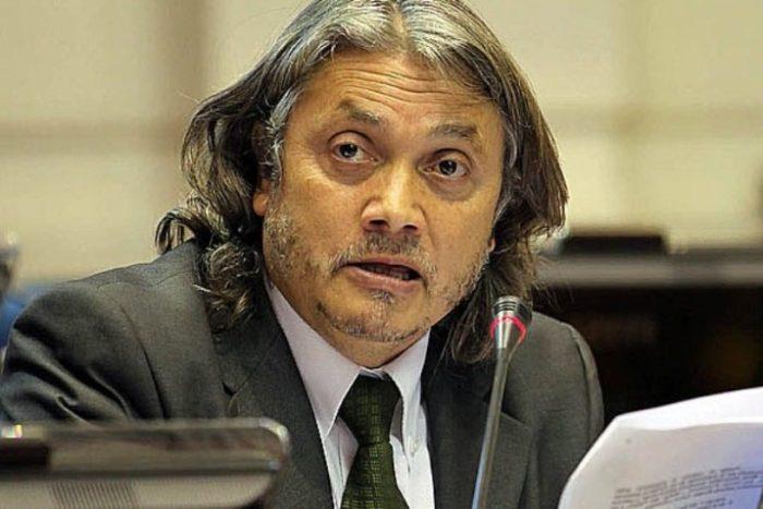 Navarro por salida de Arias del caso Corpesca: