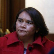 Directora nacional del Sename: