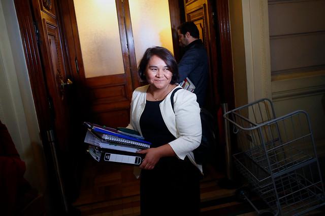 Solange Huerta explica por qué no perseveró en el 70% de los casos de abusos a menores