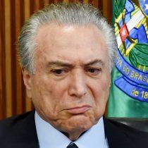 Justicia brasileña inicia juicio que podría destituir a Temer del poder