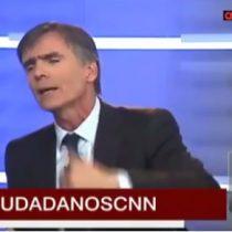 José Ramón Valente y desnacionalización del cobre: