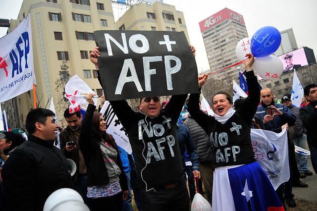 No + AFP y la necesidad de una auténtica Seguridad Social en Chile