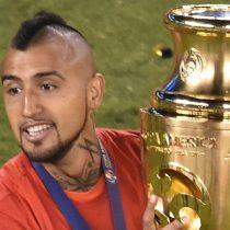 Un seguro Arturo Vidal coloca a Chile como a la selección