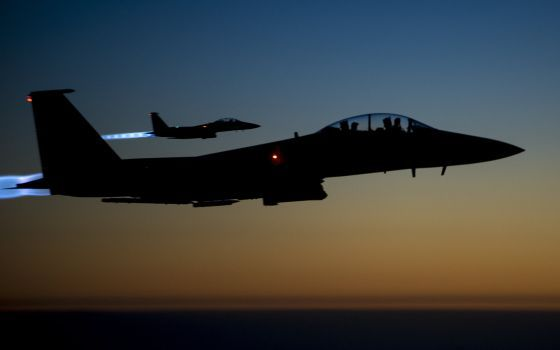 EEUU lanza ataques contra los yihadistas del Estados Islámico en Libia