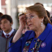 Encuesta Plaza Pública-Cadem: Aprobación a gestión de Bachelet alcanza un nuevo mínimo histórico de 19%
