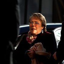 Oficialismo presiona a La Moneda para que realice cambio de gabinete tras nueva caída de aprobación de Bachelet