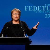 La derecha comienza campaña comunicacional contra medidas de Bachelet para mejorar pensiones
