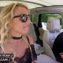 [VIDEO] El Carpool Karaoke de Britney Spears
