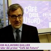 Charla en Café del Futuro