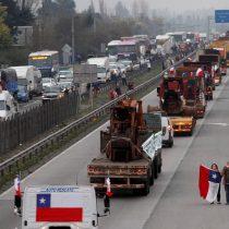 Camioneros protestarán tras un año de caravana que llegó a La Moneda