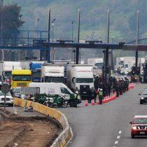 """Camioneros emplazan a Bachelet y advierten que """"bastaría un llamado para paralizar las carreteras de Chile"""""""