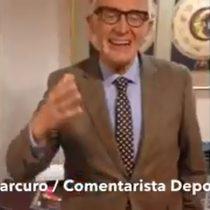 [VIDEO] Rostros de la TV chilena expresan su apoyo al