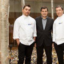 Los hermanos Roca, chefs y dueños del mejor restorán del mundo en 2015, remecerán la capital desde este lunes de la mano de BBVA