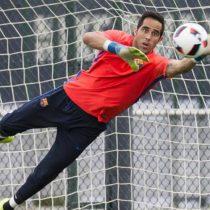 DT de la Roja: Claudio Bravo se sentirá en Manchester City tan