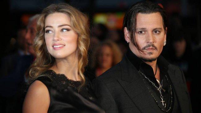 Johnny Depp se habría cortado un dedo en pleno ataque de celos
