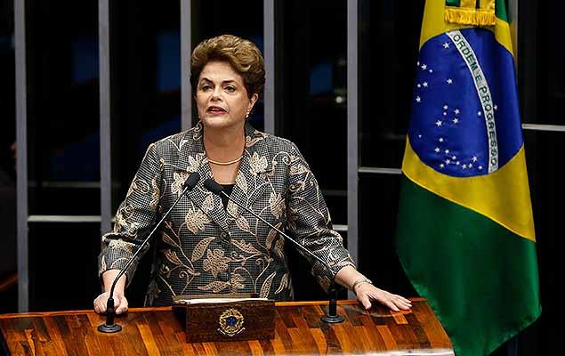 Senado votará primero la destitución de Rousseff y luego su inhabilitación