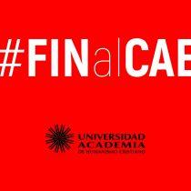 [VIDEO] U. Academia y CENDA impulsan campaña para terminar con el CAE