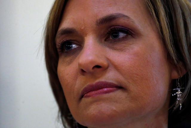 Goic evita crítica a Rincón, condenado por violencia intrafamiliar: