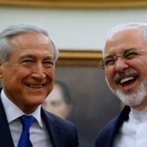 Peña critica visita de canciller iraní y dispara contra Heraldo Muñoz por la idea que tiene de lo que es la diplomacia
