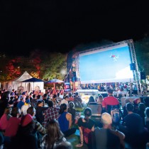 Evento internacional de cine de montaña IF3 en Casona Santa Rosa de Las Condes, 19 al 21 de agosto
