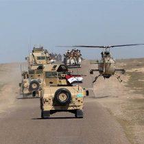 Las fuerzas kurdas lanzan una ofensiva contra el EI al noreste de Mosul