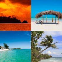 Cinco desconocidas islas paradisiacas