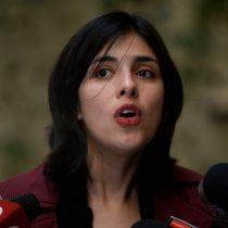 """Cariola y crisis del hospital San José: """"No puede haber un Hospital del Estado vacío y a una cuadra otro colapsado"""""""