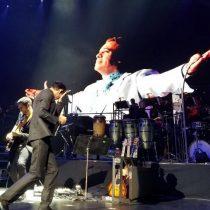 [VIDEO] Marc Anthony no pudo contener sus lágrimas en un sentido homenaje a Juan Gabriel durante un concierto en Nueva York