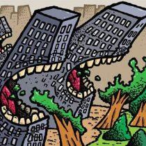 Alertan por el creciente impacto humano en los espacios naturales más ricos