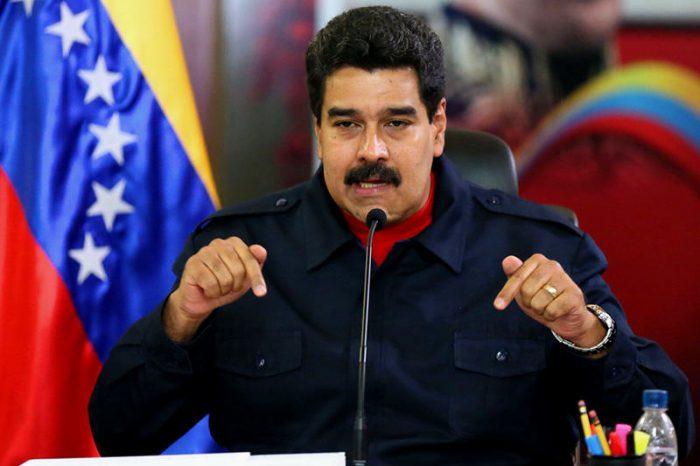 Maduro anuncia que demandará al Parlamento por