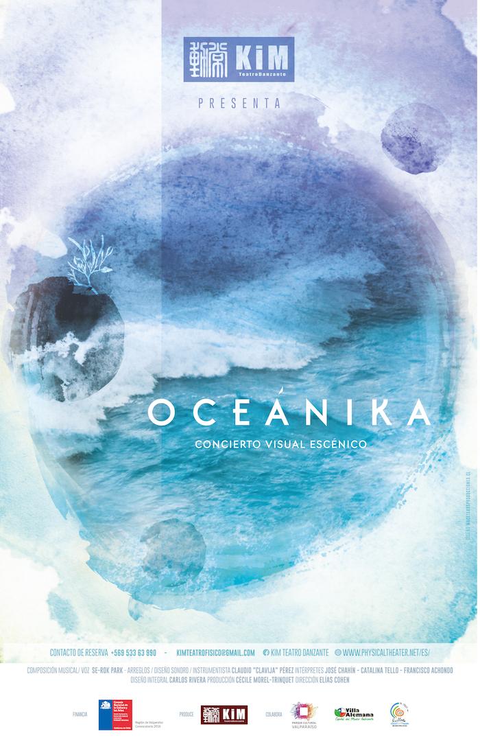 AFICHE OCEÁNIKA 10 AGOSTO