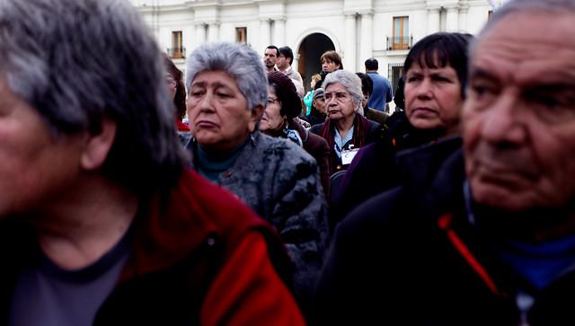 A propósito del debate de las pensiones: la mitad de los trabajadores chilenos gana menos de $ 340 mil