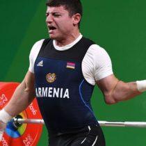 Río 2016: la escalofriante fractura de codo que terminó con el sueño olímpico del pesista Andranik Karapetyan