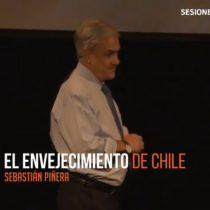 [VIDEO] Piñera llama a
