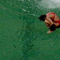 Río 2016: cierran la piscina que se tiñó de verde e investigan las causas