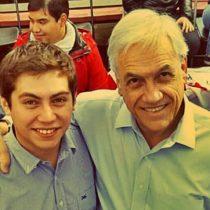 La foto del encuentro entre Piñera y el ex candidato UDI que renunció debido a que agredía a su pareja