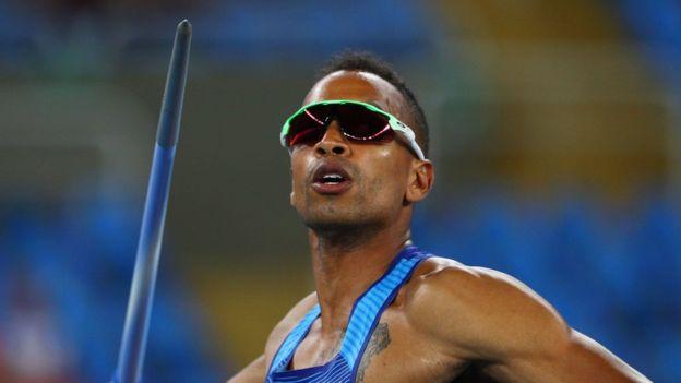 Jeremy Taiwo triplicó la ayuda que pedía en internet para costearse su equipo, viajes y estancia en los Juegos Olímpicos de Río.