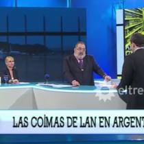 Programa de Lanata le da duro a Sebastian Piñera por caso coimas en LAN Argentina