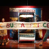 """Obra infantil """"La princesa y la alverja"""" en Centro de Extensión UC, 6 de agosto al 11 de septiembre"""
