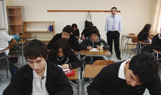 Cambio educativo y el protagonismo docente