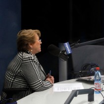 Radio Cooperativa: la zona de confort de la Presidenta Bachelet