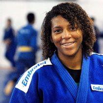 Rafaela Silva: de la favela Ciudad de Deus al oro olímpico