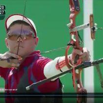[VIDEO] El triunfo de Ricardo Soto, el ariqueño de 16 años que conquista Rio 2016 en el tiro con arco