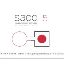 Artistas comienzan residencia de SACO5 con la emigración como temática central